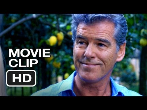 Love Is All You Need Movie CLIP - Lemons (2012) - Pierce Brosnan Movie HD