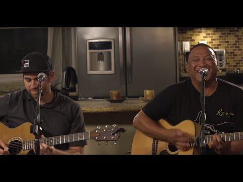 Ernie Cruz Jr. and Imua Garza - One Day Soon (Live at the HI*Sessions Studio)