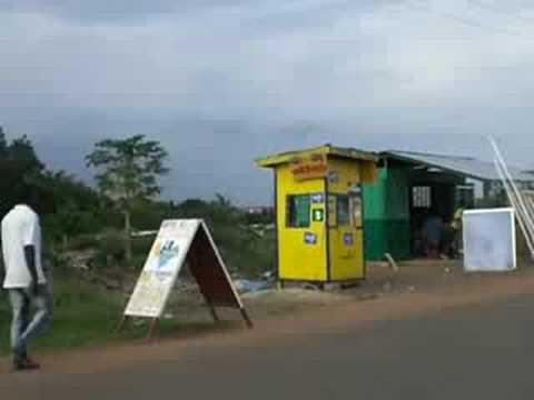 East Legon Neighborhood Tour - Ghana