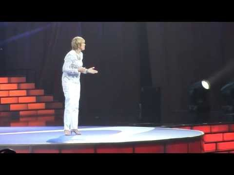 Diana Nyad speaks at the Beachbody 2015 Summit (Part 1 of 2)