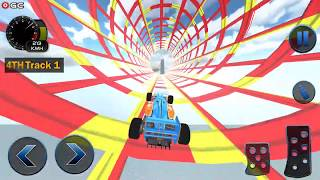 Formula GT Car Racing Extreme Stunts - Formula One Race - Android Gameplay