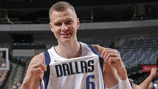 Kristaps Porzingis Is A Unicorn In Dallas   NBA Career Mix