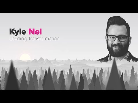 Kyle Nel | Leading Transformation | SingularityU Nordic Summit 2018