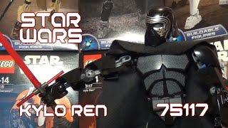 [ОБЗОР ЛЕГО] STAR WARS 75117 Кайло Рен