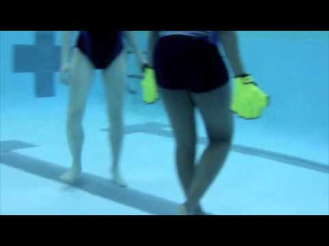 Aquatic Therapy & Chronic Low Back Pain:  An Instructional Video for Occupational Therapists
