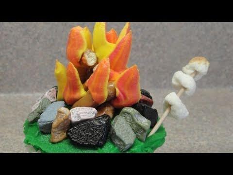 Campfire Cupcakes Video