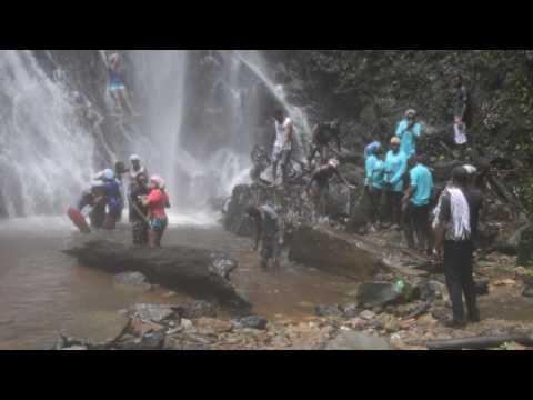 Olumirin Waterfall, Erin Ijesha-Nigeria