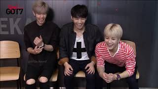 GOT7 FUNNY MOMENTS / try not to laugh or smile 2
