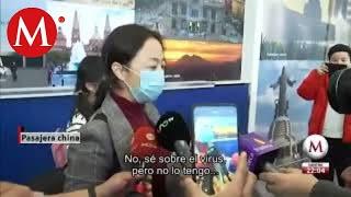 Aumentan medidas de revisión en vuelos de China a Tijuana