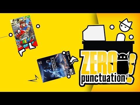 Best, worst and blandest games of 2017 (Zero Punctuation)