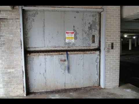 Vintage General Dover Freight Elevator Crestwood Plaza