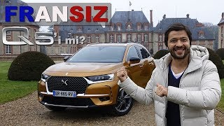 DS7 Crossback Test Sürüşü