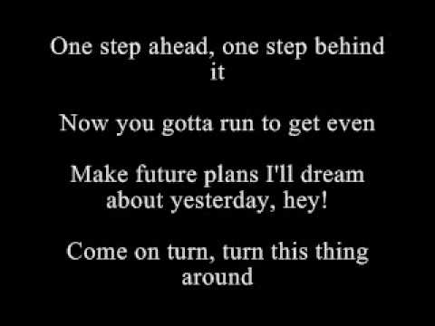 Right Now - Van Halen (lyrics)