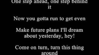 Right Now - Van Halen (lyrics)