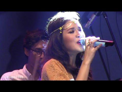 Raisa - LDR @ Ramadhan Jazz Festival 2015 [HD]