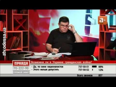 2012-06-08 Возможна ли на Украине гражданская война