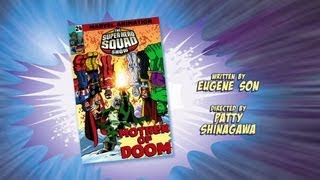 The Super Hero Squad Show - MOTHER OF DOOM!