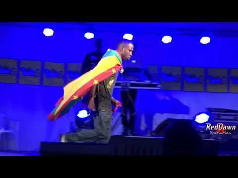 Double J - In The Air Grenada Soca Monarch 2017 Preliminaries Performance (*HD 60FPS*)