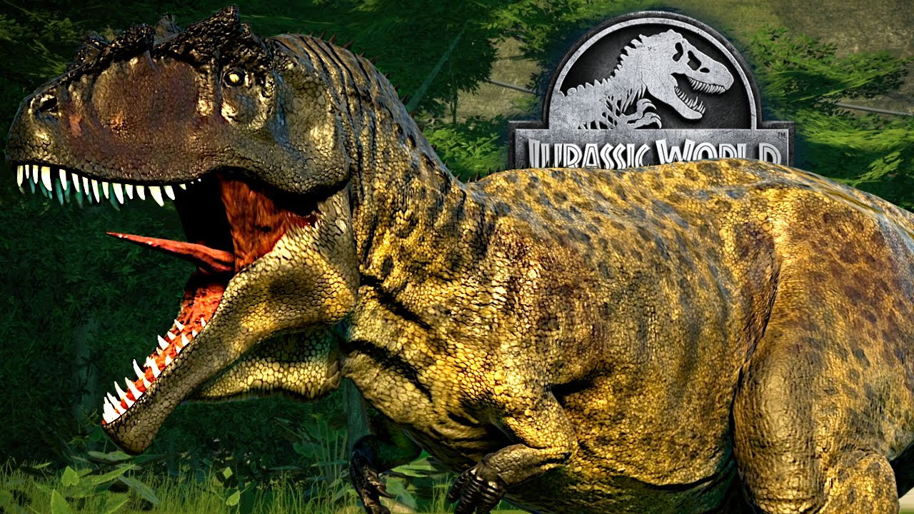 Download Jurassic World Evolution #65 - THE ISLE GIGA in JWE & viele NEUE MOD DINOS! | LP JW Deutsch
