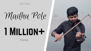 Dear Comrade | Madhu Pole | Violin Cover | Aathma #VijayDevarakonda #DearComrade #Kadalalle