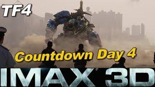 IMAX 3D all the way!  Predict Rotten Tomato Score - [TF4 Countdown Day 4]