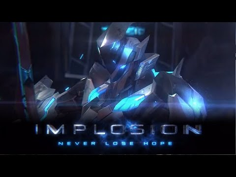 Offical Implosion - Never Lose Hope (by Rayark Inc.) Launch Trailer (iOS)