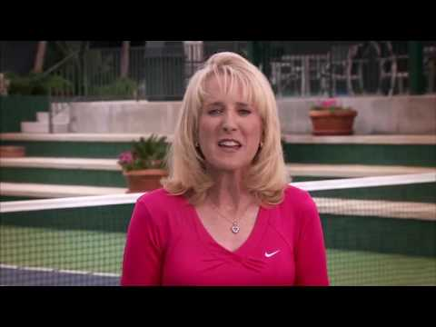 Tennis Channel Academy  - Paul Annacone (former coach of Sampras & Federer)