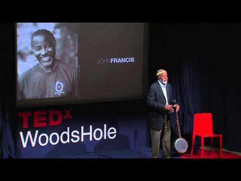 John Francis - TEDxWoodsHole - Redefining Environment