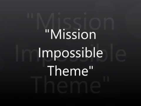 Danny Elfman - Mission Impossible Theme
