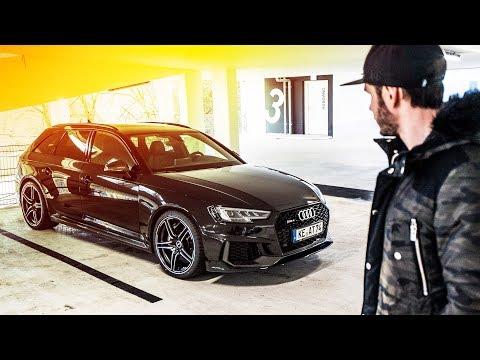 AUDI RS4 2018 | Wie fährt er sich? | Daniel Abt