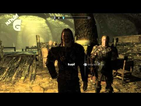 The Elder Scrolls V: Skyrim Part 32 - Vekel The Man |