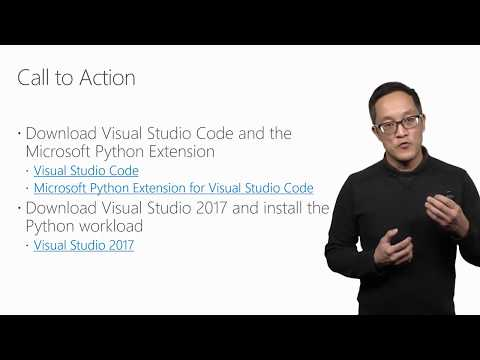 What's new in Python tooling at Microsoft | T238