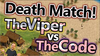 TheViper vs TheCode! Death Match 1v1