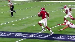 Alabama Football Season Highlights 2015