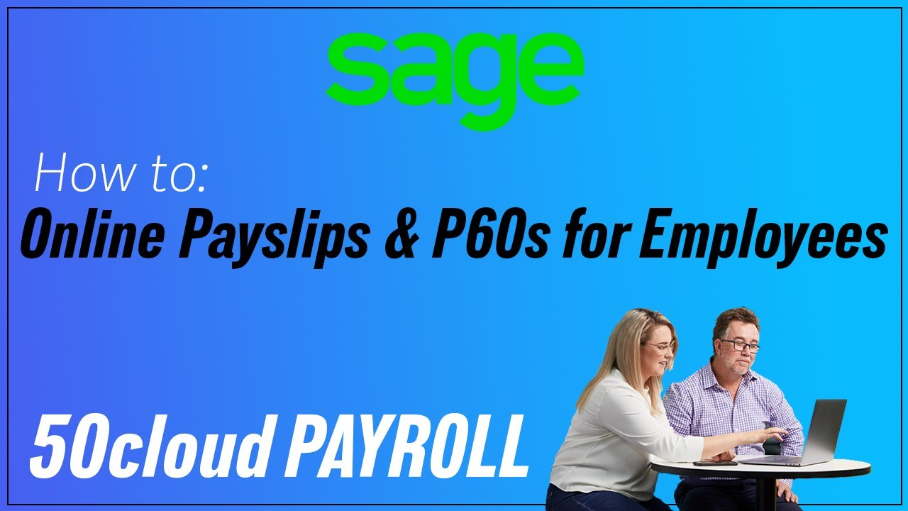 Ask Sage - Online Payslips/P60s - Employee guide