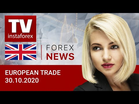 30.10.2020: Euro To Fall Further? Outlook For EUR/USD And GBP/USD
