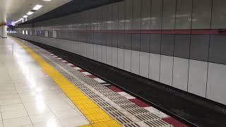 相鉄12000系(回送)大和駅通過