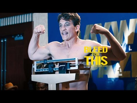 Bleed for This | Official Trailer (2016)