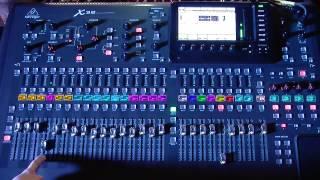 Behringer X32 - Audio Feed For Video Setup & NRCC X32 Setup
