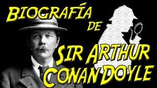 Biografía de Sir Arthur Conan Doyle. La caja