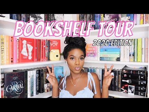 BOOKSHELF TOUR 2020 EDITION
