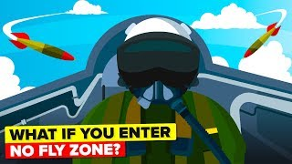 What Happens If An Airplane Enters No Fly Zone?