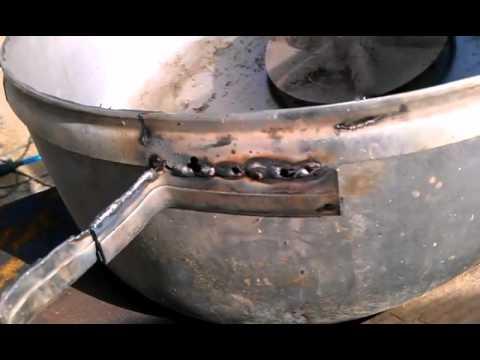 Сварка тонкой нержавейки электродом
