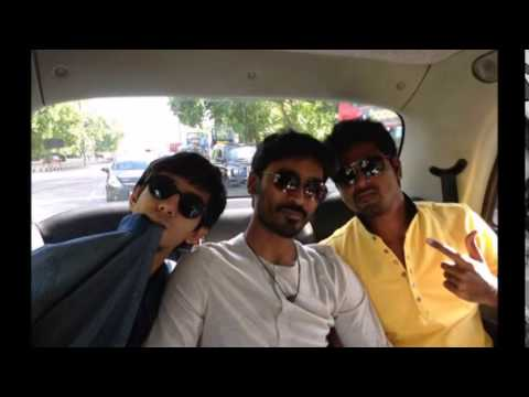 ACTOR DHANUSH HOUSE IN CHENNAI