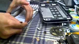 Samsung P1000 Disassembly