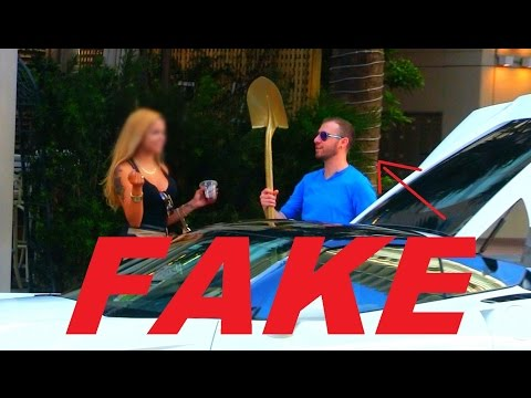 RiskyRobTV Exposed for Fake Money Hungry Gold Digger Prank