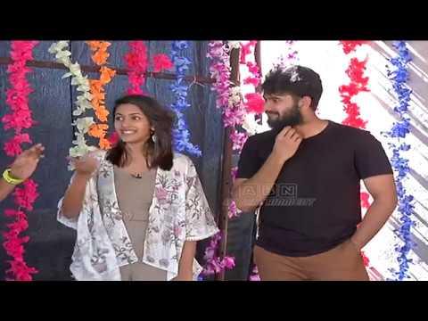 Holi Celebrations With Suryakantham Movie Team | Niharika Konidela | Rahul Vijay | ABN Entertainment