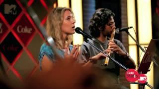 Nadia BTM (5-min) - Nitin Sawhney feat.Nicki Wells & Ashwin Srinivasan, Coke Studio @ MTV Season 2