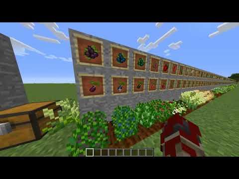 pams harvestcraft crops