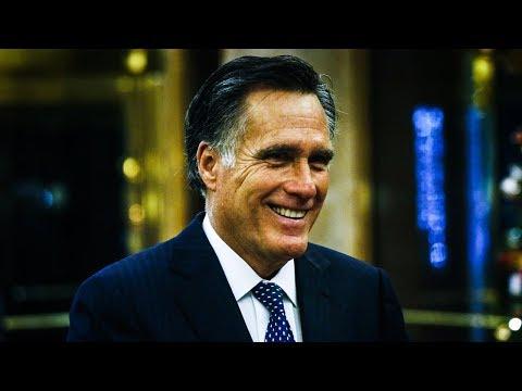 Mitt Romney Preparing To DESTROY Donald Trump After Hatch Retirement?
